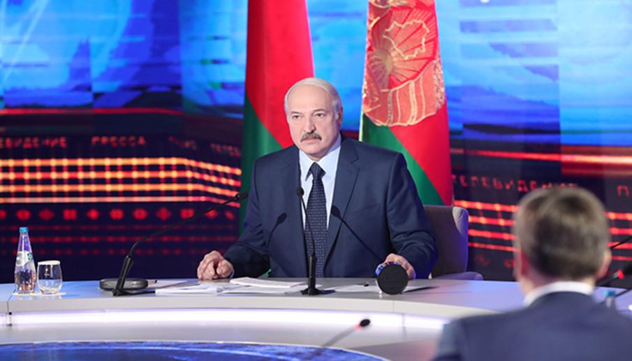 Лукашенко: «Жесточайшим образом требую: сделайте телевидение лучше»