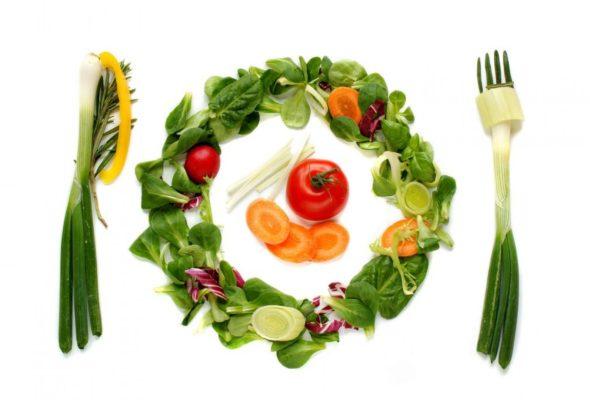 Блюда для вегетарианцев