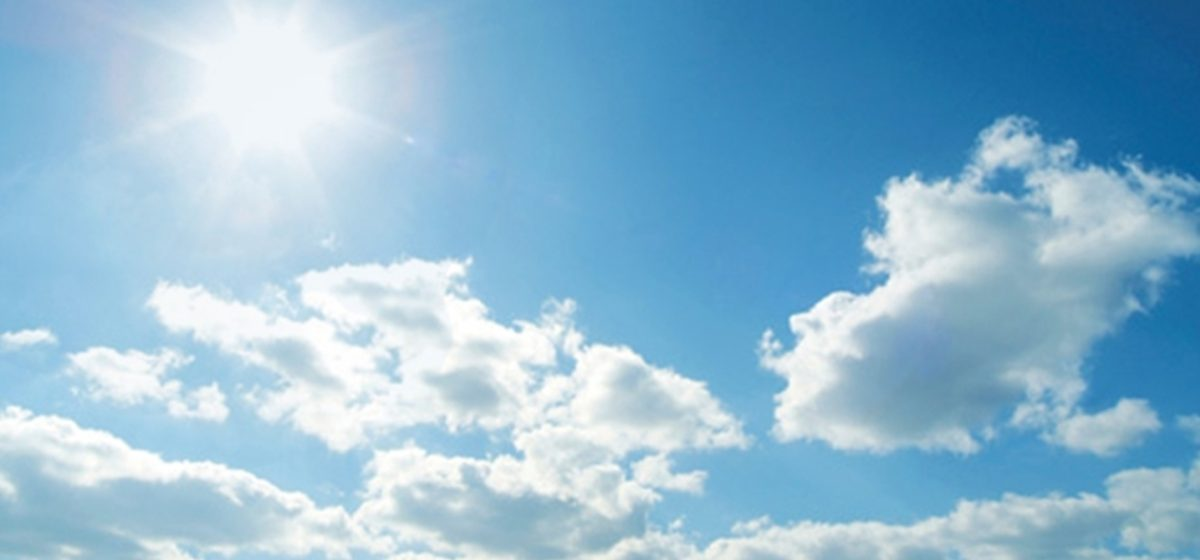 Метеорологи рассказали, когда в Барановичах будет до +24 тепла