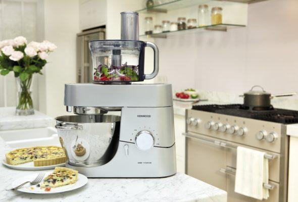 Бытовая техника от Kenwood — выбор №1 для любой кухни