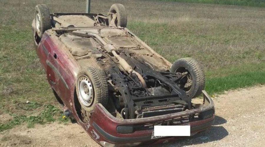 В Слонимском районе пьяный отец устроил аварию — его сын попал в реанимацию