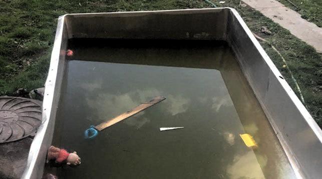 Двухлетний мальчик утонул в корыте с водой в Новогрудском районе
