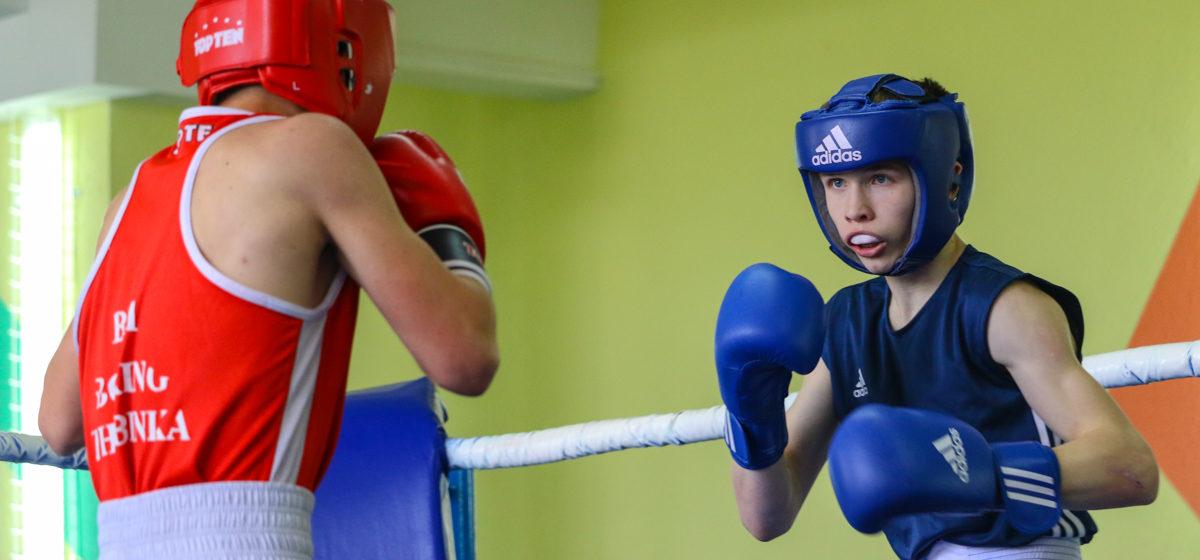 В Барановичах завершился традиционный турнир по боксу