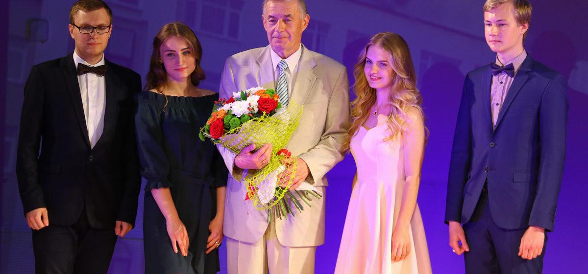 Фоторепортаж. В БарГУ чествовали лучших выпускников