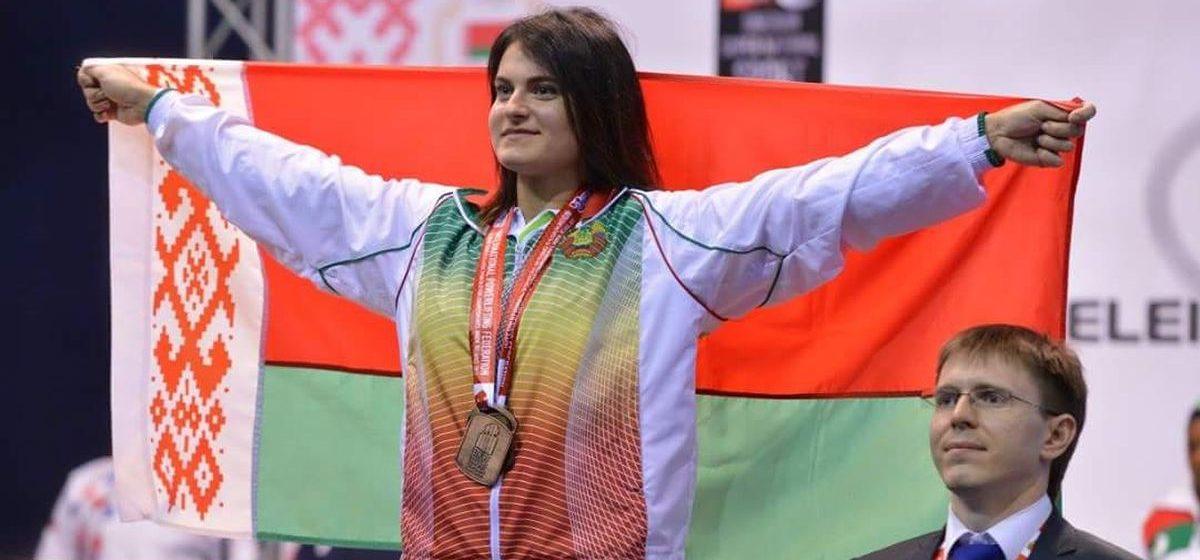 Барановичская спортсменка собирает деньги, чтобы поехать на чемпионат мира по пауэрлифтингу в Канаду