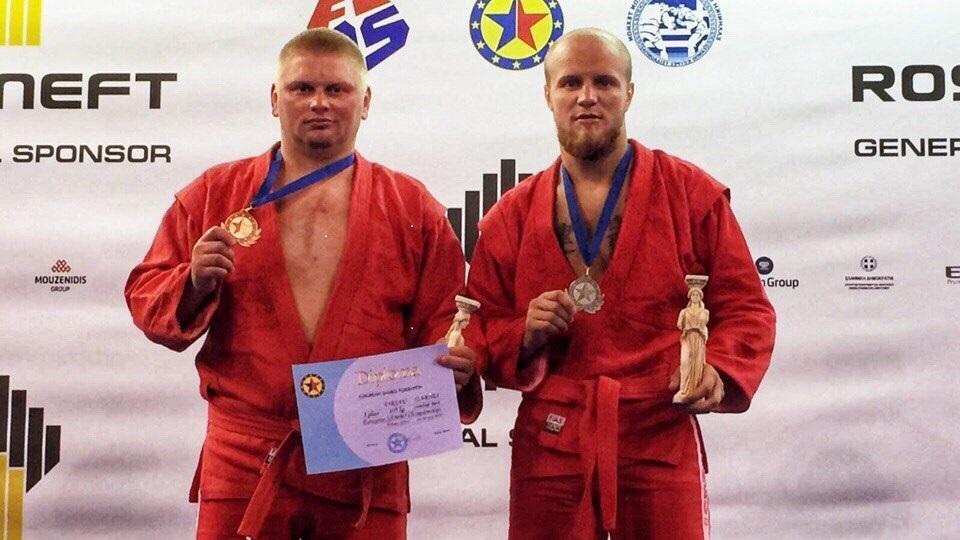 Уроженец Барановичей выиграл пояс чемпиона Мировых экстремальных игр и серебро чемпионата Европы по самбо