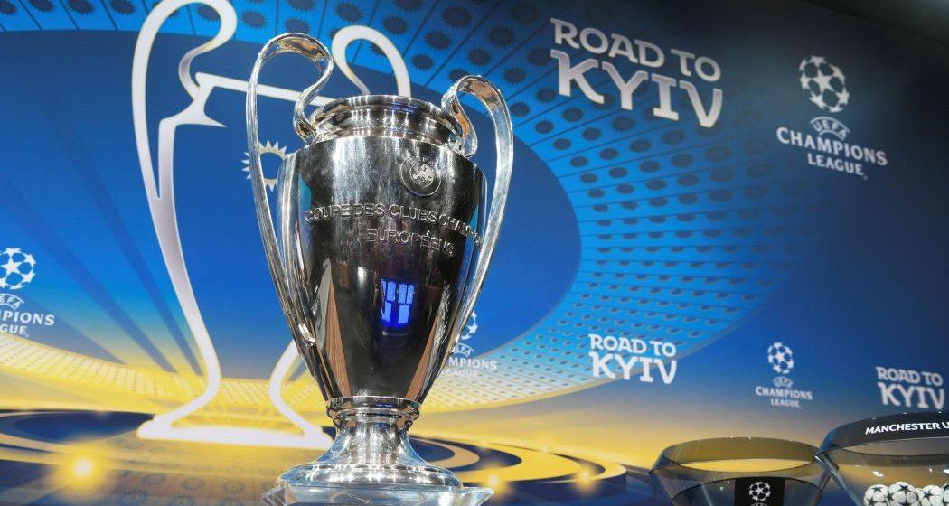 Мадридский «Реал» выиграл Лигу чемпионов третий раз подряд