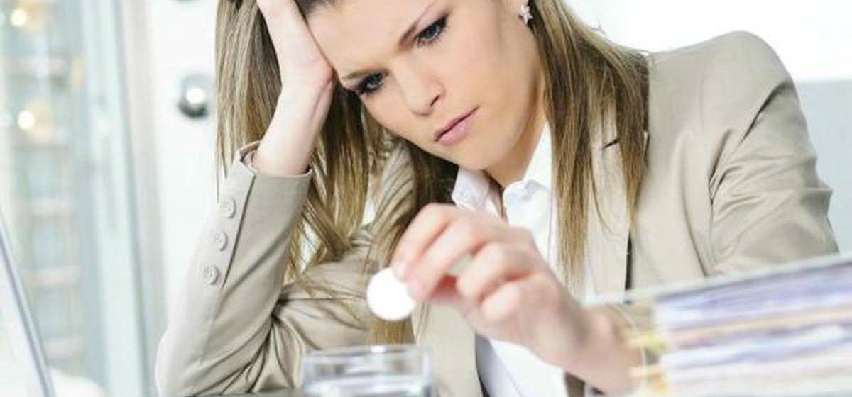 Восемь худших реакций человеческого тела на стресс