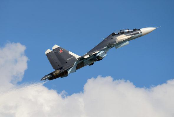 Российские Су-30СМ прилетят в Барановичи 3 сентября для создания совместного учебного центра