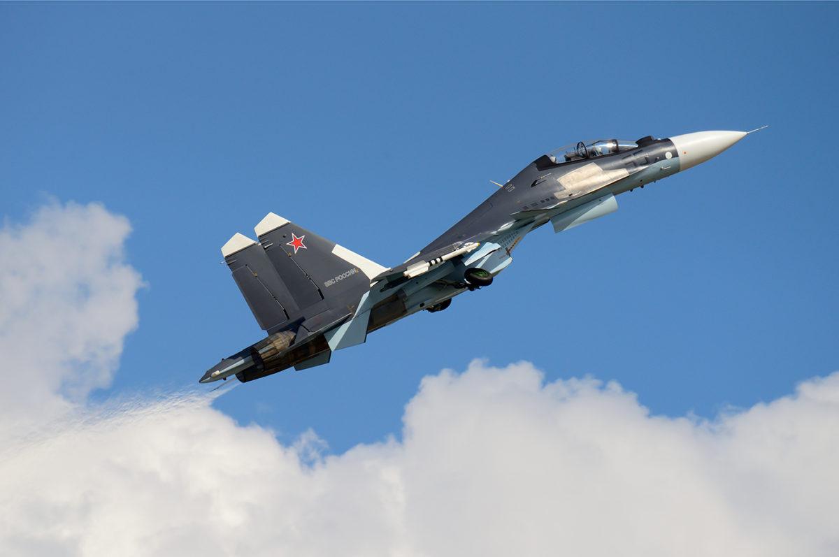Истребитель Су-30СМ. Фото: https://politikus.ru