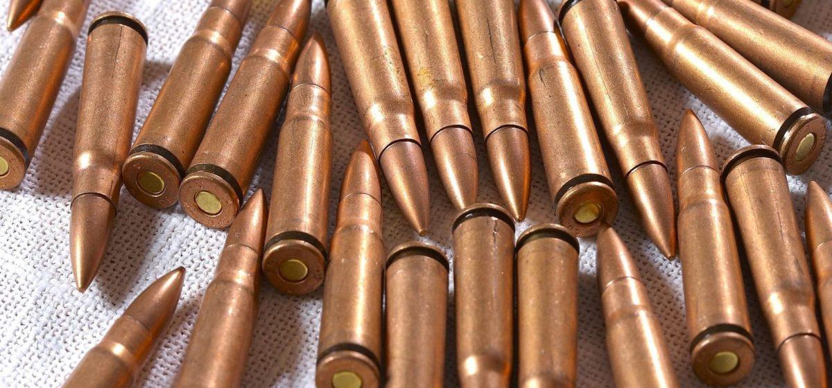 В Бобруйске в сумочке пенсионерки нашли 45 патронов