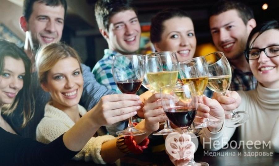 Десять советов, как не пьянеть от спиртных напитков