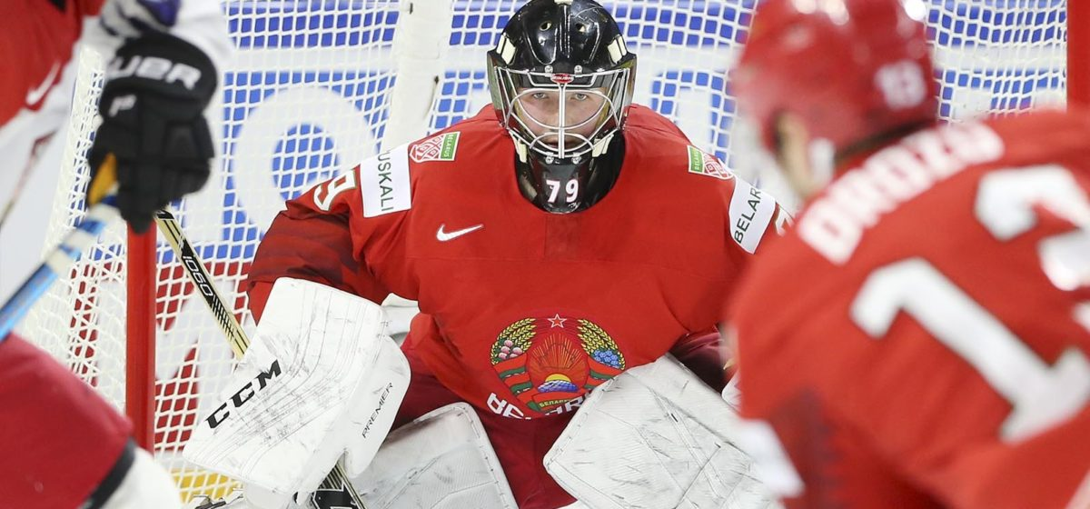 Сборная Беларуси по хоккею: пятое поражение на чемпионате мира