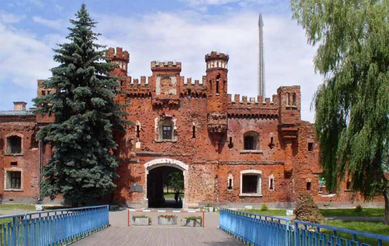 Стало известно, сколько миллионов долларов выделит Союзное государство на реконструкцию Брестской крепости