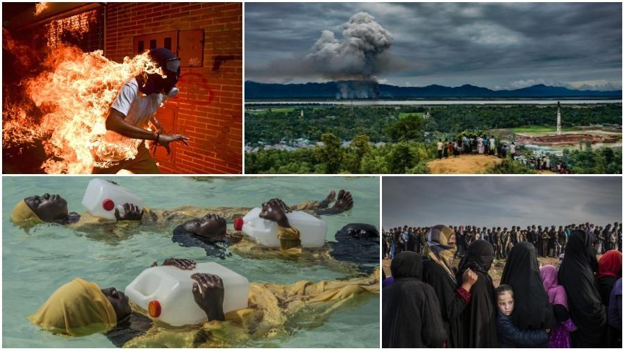 Лучшие снимки с World Press Photo: подборка за 2018 год