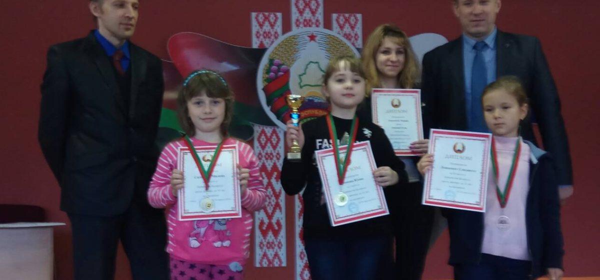 Юная барановичская шахматистка получила право на участие в чемпионатах мира и Европы