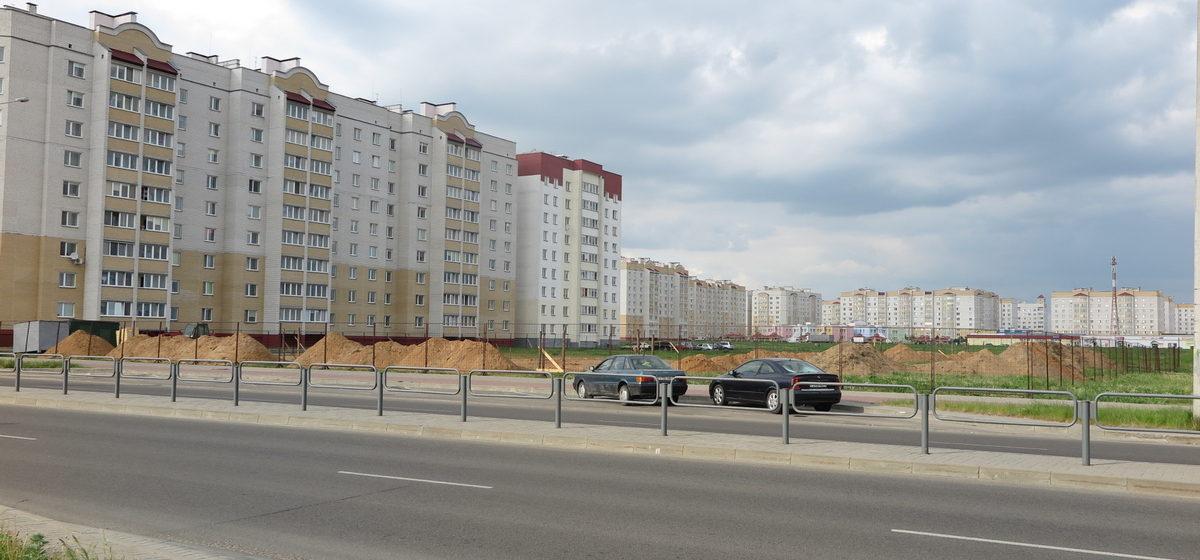 В Барановичах начинают строить физкультурно-оздоровительный комплекс