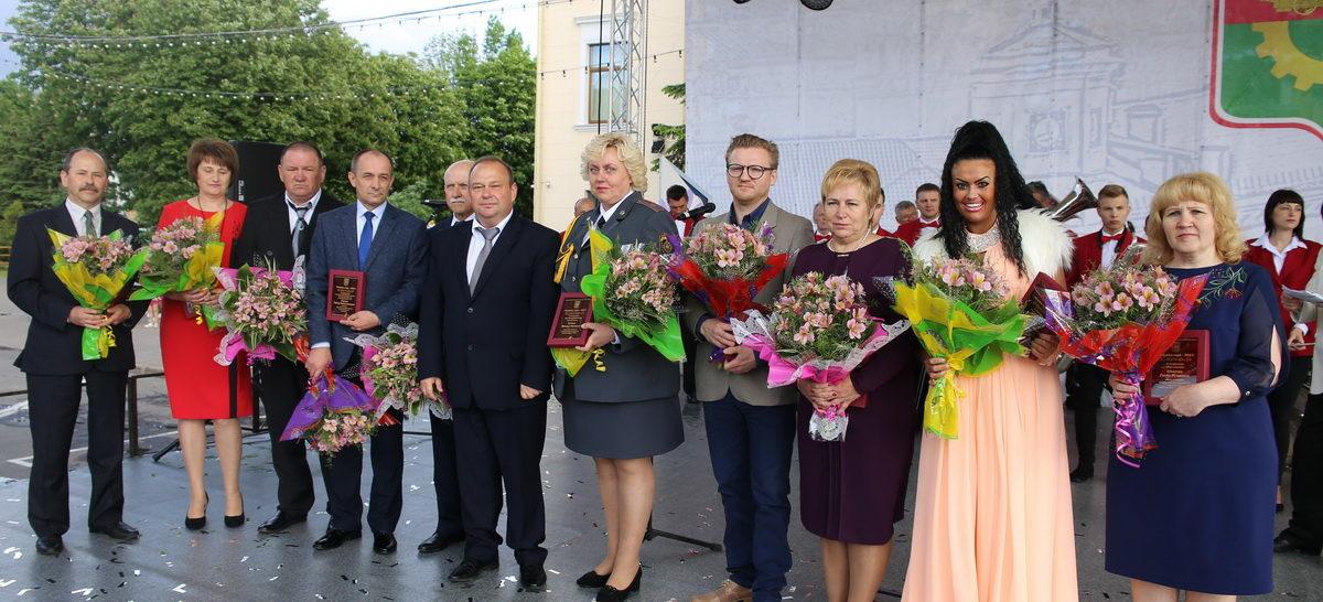 В Барановичах назвали лауреатов премии «Человек года-2017»
