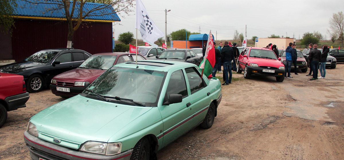В Барановичах пройдет автопробег, приуроченный ко Дню Победы