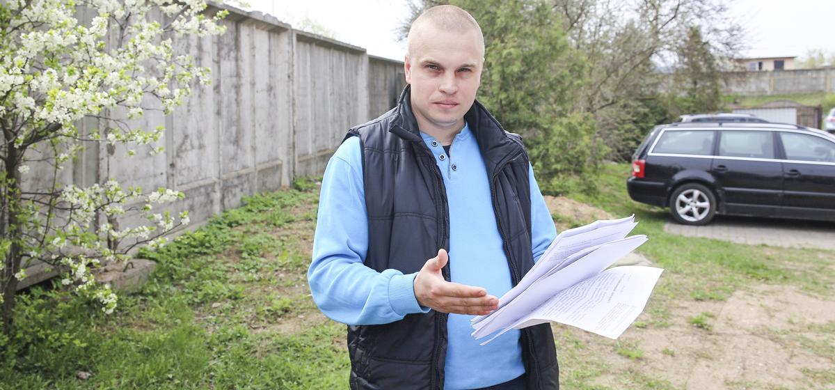 Барановичский дальнобойщик: «За разбитую фуру у меня высчитали €10000». В фирме утверждают, что водитель ничего не платил