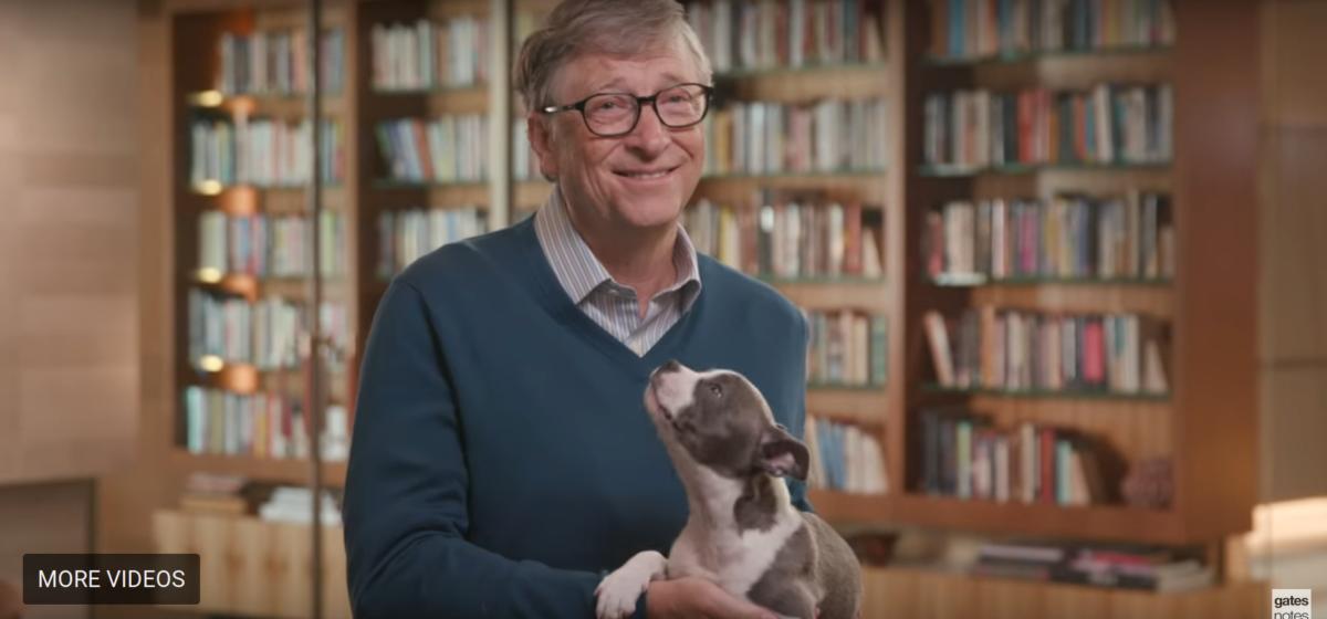 Билл Гейтс назвал пять книг, которые стоит прочитать этим летом