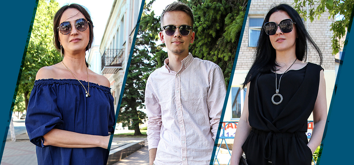Модные Барановичи: Как одеваются барбер, безработная и радиотелеграфист