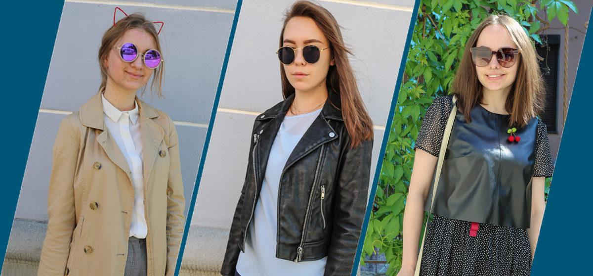 Модные Барановичи: Как одеваются школьницы и безработная