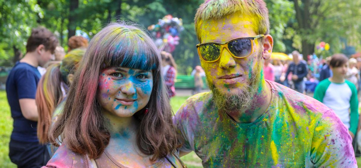 Сolor Fest в Барановичах. Фоторепортаж