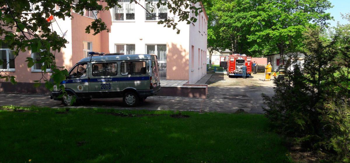 Граната, которую нашли на территории барановичского детского сада, была боевой