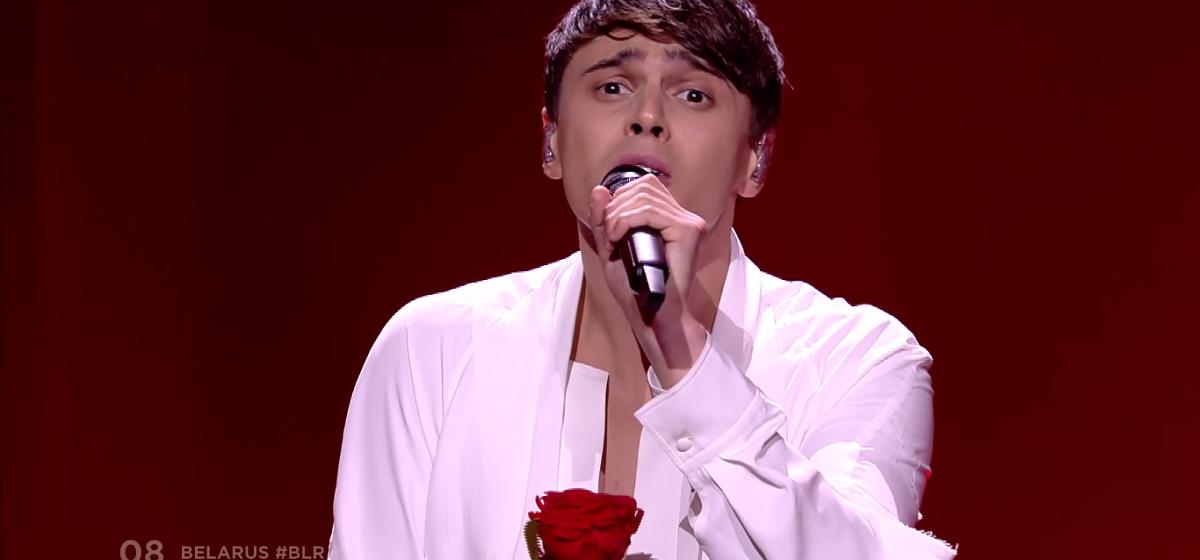 В первом полуфинале «Евровидения-2018» ALEKSEEV занял четвертое место с конца