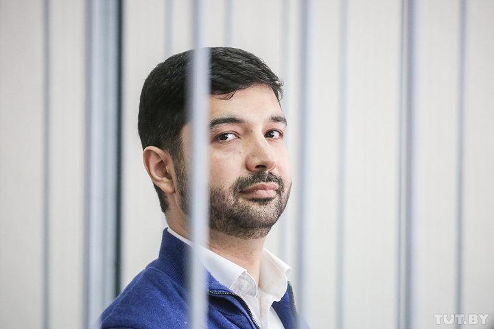 В Минске вынесли приговор Амидулле Набизаде, бывшему инвестору «Барановичидрев»