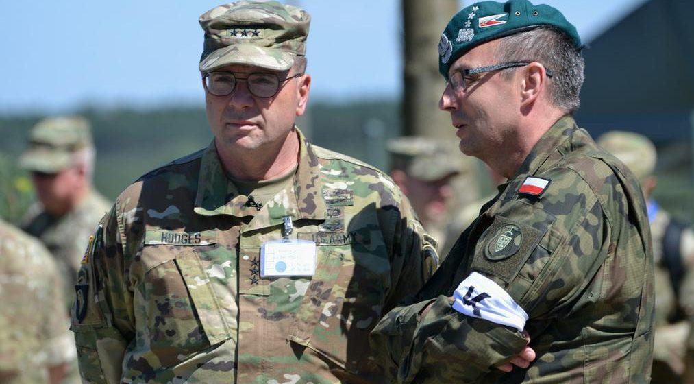 Польша предложила США 2 млрд долларов за создание на своей территории военной базы