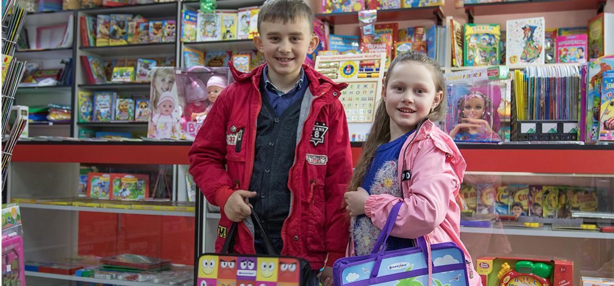 Самостоятельность детей в вопросах шопинга. Мнение детей и психолога*