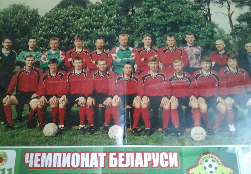 Умер ветеран барановичского футбола, мастер спорта Валерий Красовский