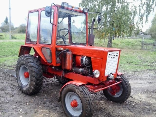 Под Ляховичами ГАИ задержала владельца трактора с краденой соляркой