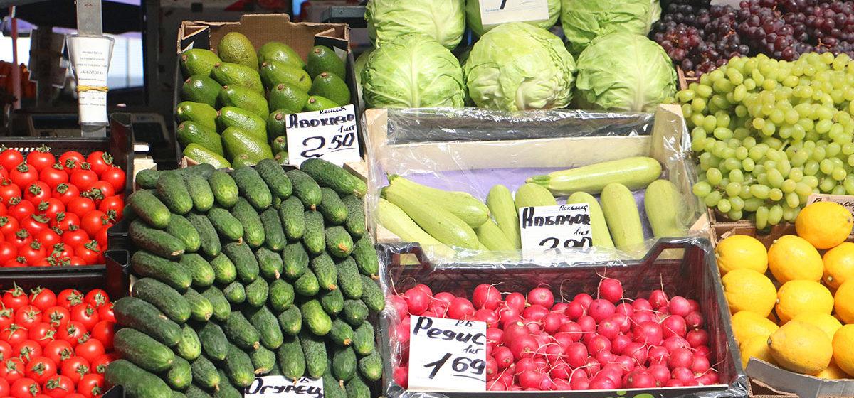 «Необоснованно подняли цены». МАРТ о том, почему белорусские овощи дороже импортных