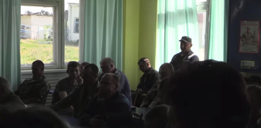 В Слонимском районе забастовали рабочие, требуя смены руководителя