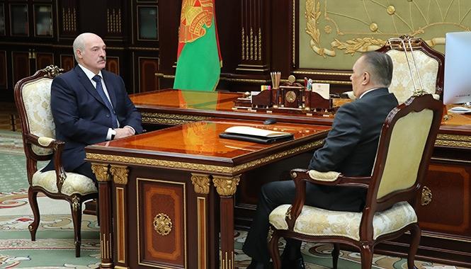 «Действия «Матерей-328» недопустимы, это давление на правосудие». Лукашенко и Сукало обсудили голодовку