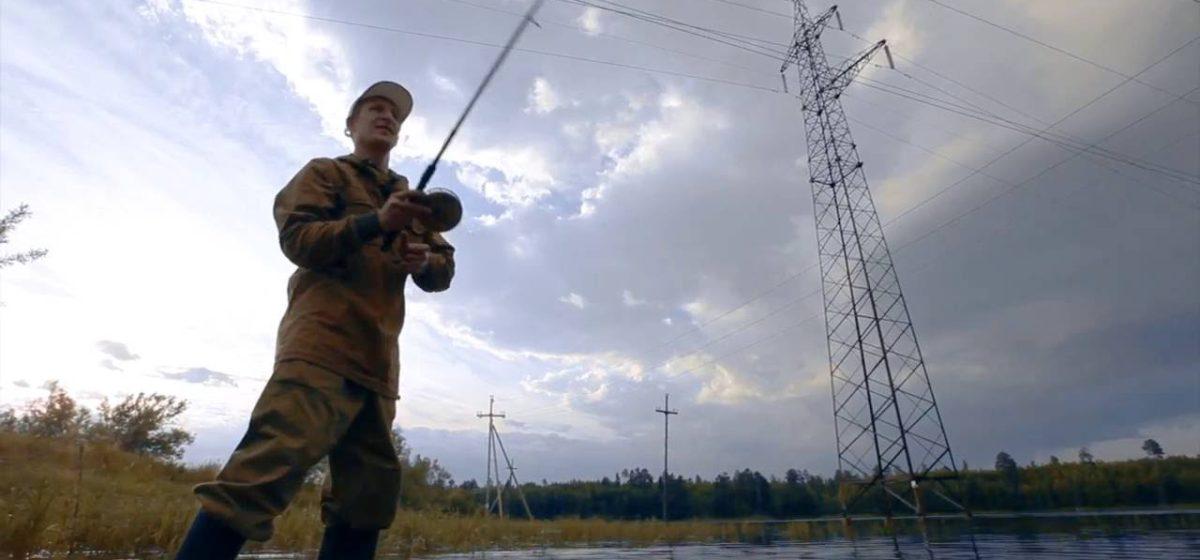В Могилевской области рыбака ударило током, он в больнице