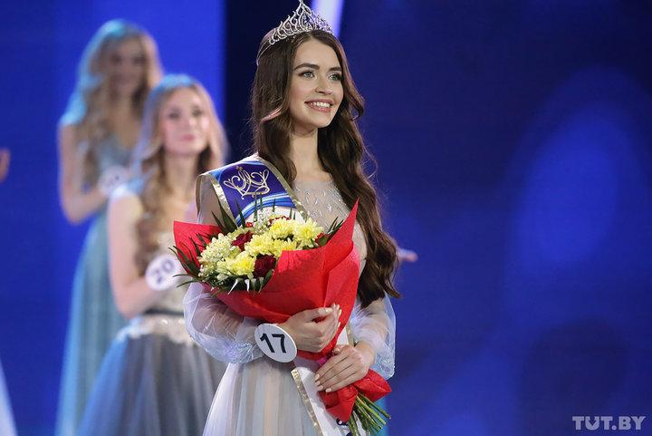 Титул «Мисс Беларусь-2018» получила минчанка. Барановичанка Ольга Бокач вошла в десятку красавиц