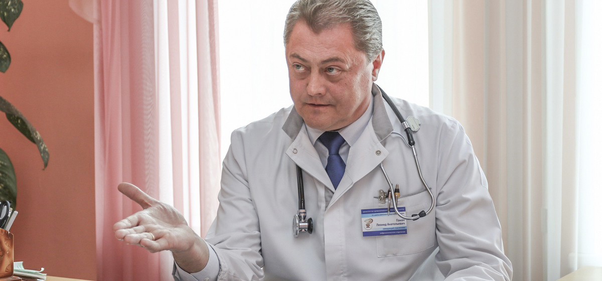 Барановичский нефролог: «Здоровые почки любят воду»