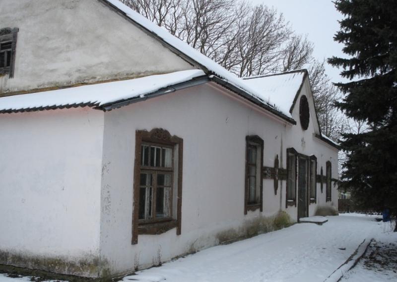 Здание сельского дома культуры в деревне Стайки. Фото: brest-region.gov.by