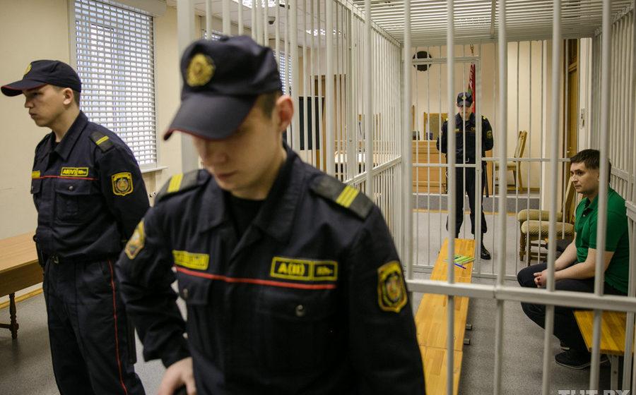 «Как я выиграл суд? Я невиновен». Последнее слово Иванова, чье дело по поручению Лукашенко пересматривают через 8 лет