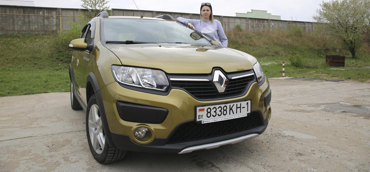 Ездил – знаю. Renault Sandero Stepway: хэтчбек в виде внедорожника