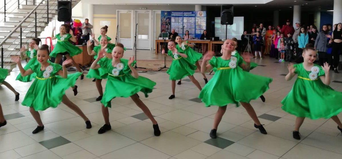 Юные барановичские танцоры завоевали первые места на Открытом фестивале-конкурсе искусств «Радуга талантов»