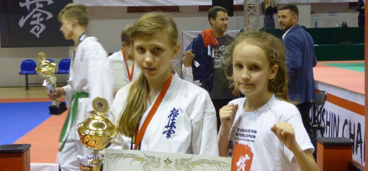 Барановичская школьница выиграла серебро чемпионата Европы