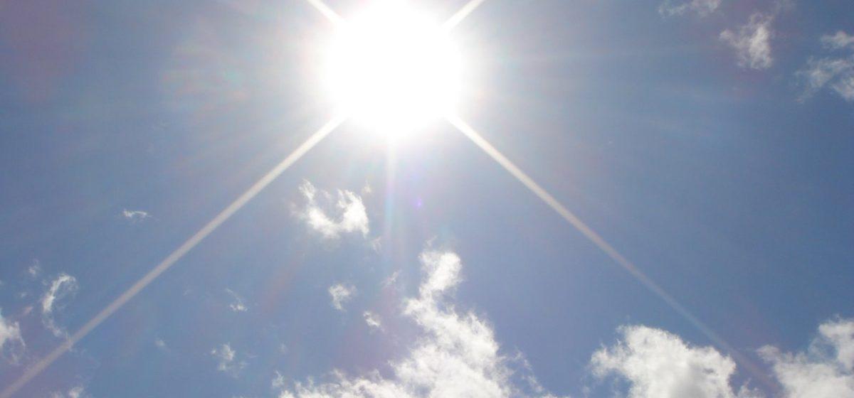 Метеорологи рассказали, сохранится ли в Барановичах в выходные летняя погода