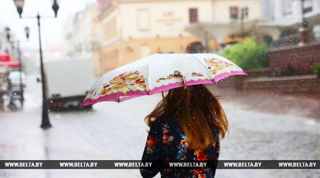 Вернется ли в Беларусь тепло в начале недели?