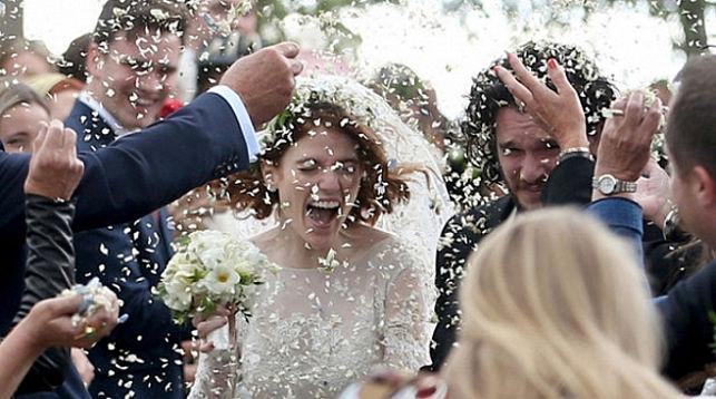 Джон Сноу и «одичалая» Ингритт из «Игры престолов» поженились