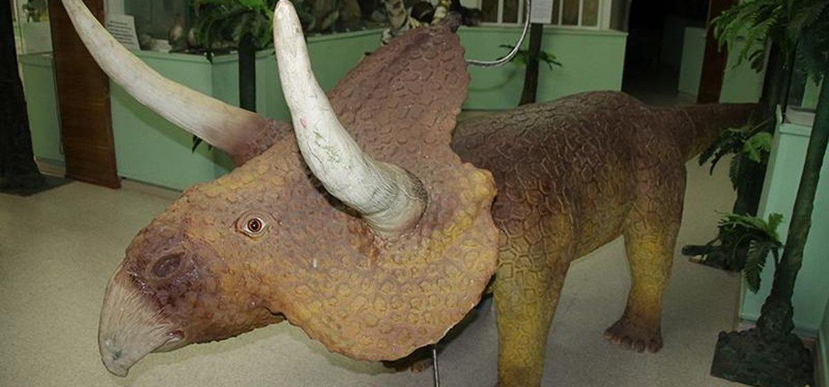 В Барановичах откроется выставка «Планета динозавров»